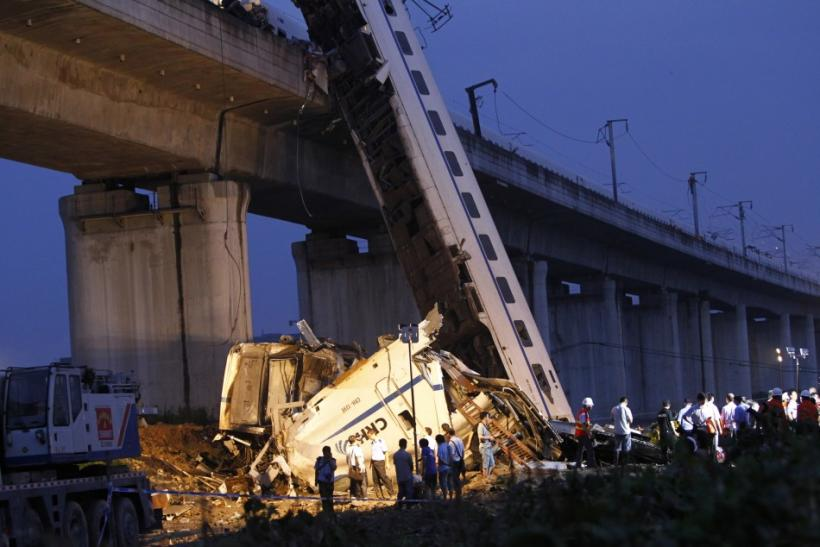 Wenzhou, China Accident