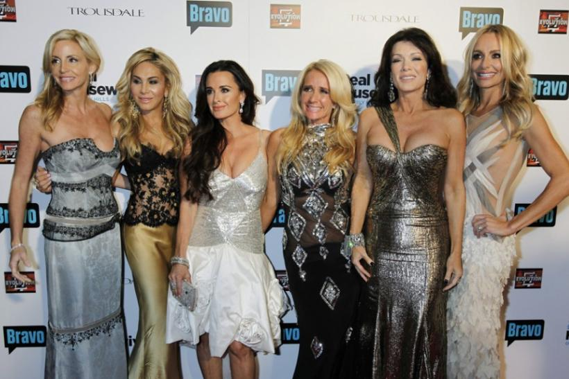 "Camille Grammer has quit ""The Real Housewives of Beverly Hills."""