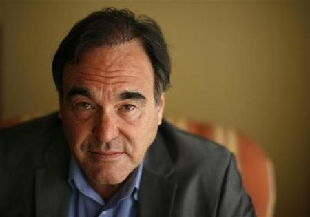 Oliver Stone poses for a portrait in Los Angeles