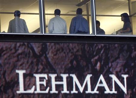 Lehman Brothers In New York City