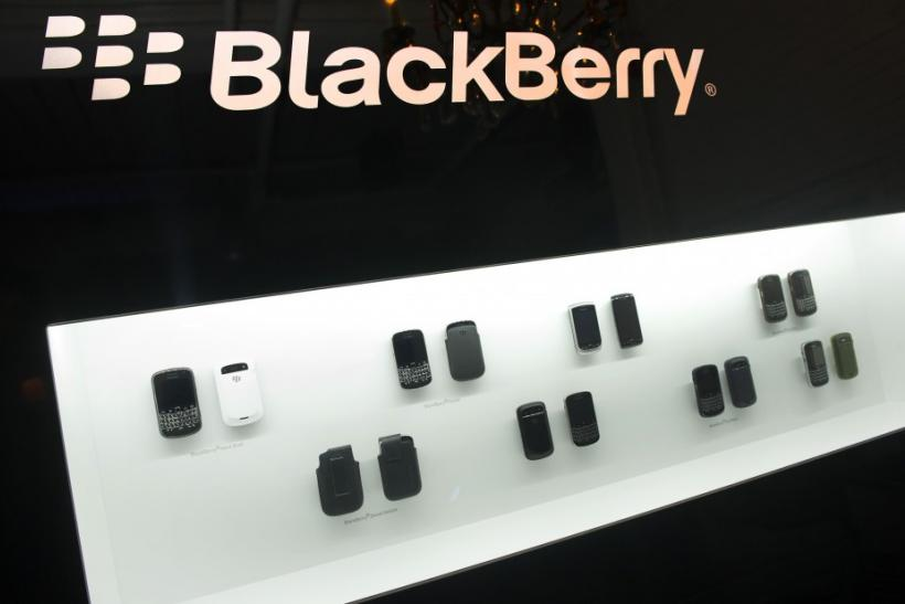 Blackberry and Dolby reach licensing deal