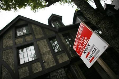 Home price index hits record high in July