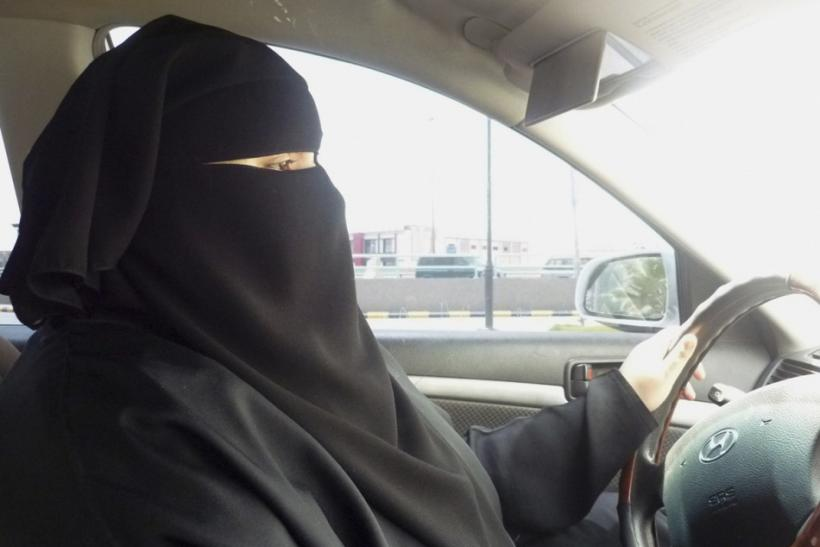 Women Banned from Driving in Saudi Arabia