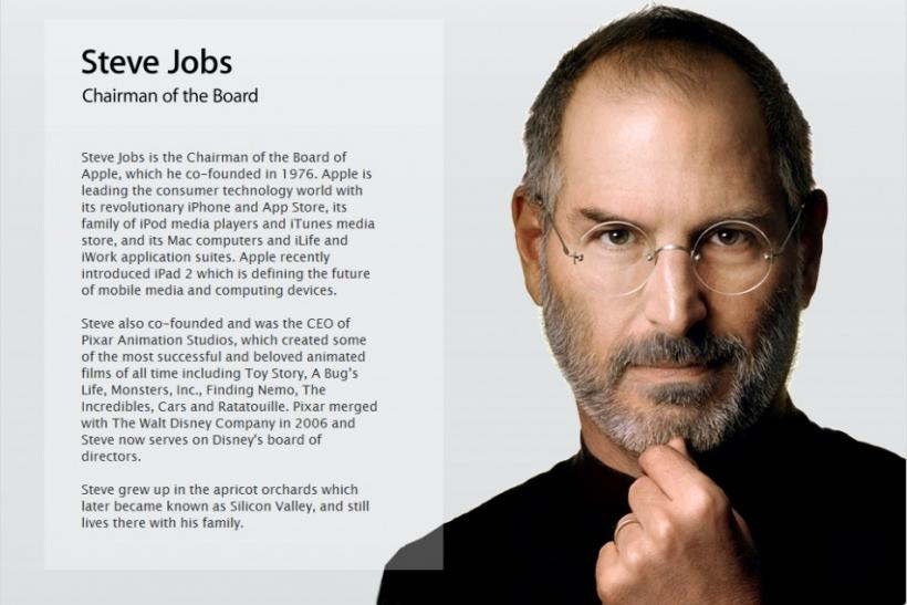 a biography of tech icon steve jobs A search for steve jobs on amazon produces results like the steve jobs way: ileadership for a new generation and the controversial icon steve jobs: the greatest second act in the history of business for more from sara, follow her on twitter @sarapyin for the top stories in tech, follow us on twitter at @pcmag.