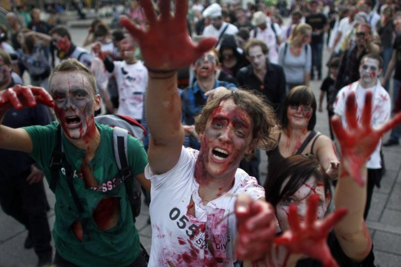 Zombies Take over the World in Tongue-in-Cheek Public Health Campaign