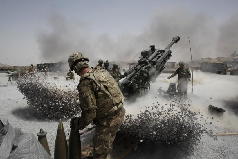 U.S.: The Cost of War