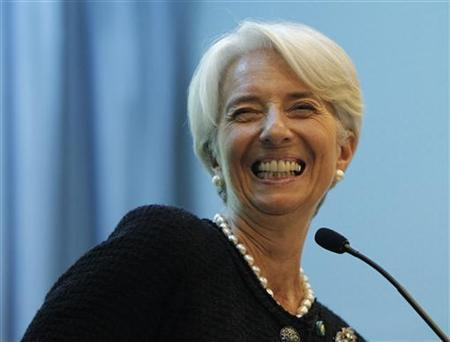 International Monetary Fund (IMF), led by Managing Director Christine Lagarde, is poised to secure more than $400 billion in additional funds to backstop the euro zone sovereign debt crisis