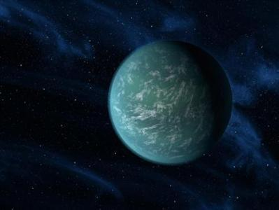 December: New Earth-like Planet Discovered.