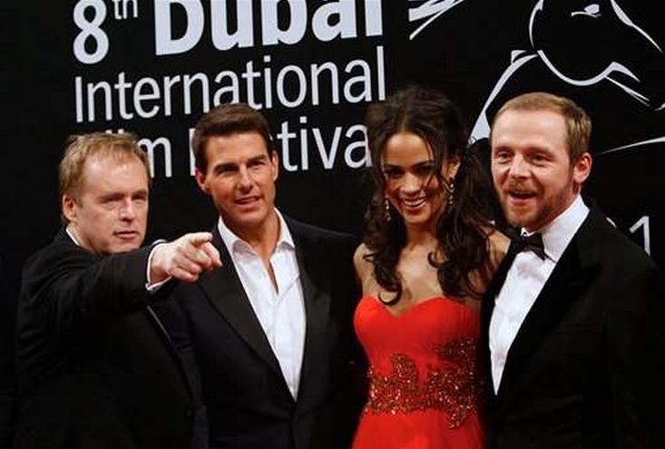 The 8th Dubai Film Festival started on Dec. 7 and continues to bring world-class movies all around the world.