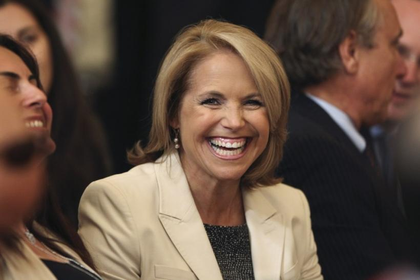 Katie Couric Splits with Brooks Perlin (Photos)