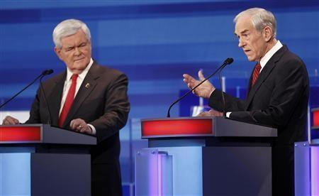 gingrich paul