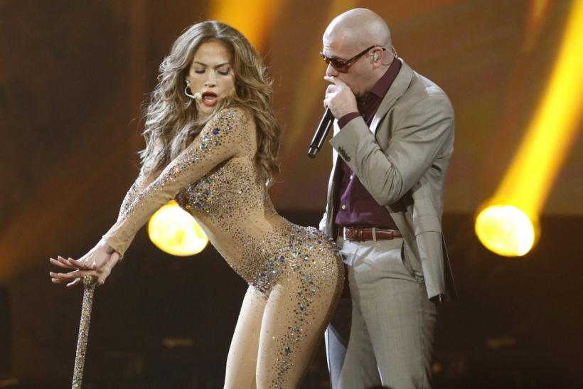 """On The Floor"" by Jennifer Lopez featuring Pitbull"