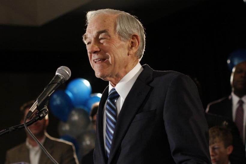 Ron Paul's Super Tuesday 2012 Speech: 'No Army Can Stop An Idea!' [FULL TEXT & VIDEO]