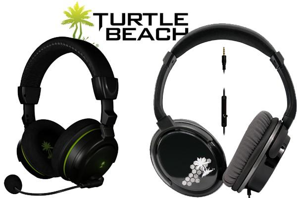 CES 2012 Preview Turtle Beach To Launch New Gaming Headsets