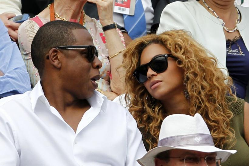 Ivy carter was born to a surrogate mother instead of beyonce reuters