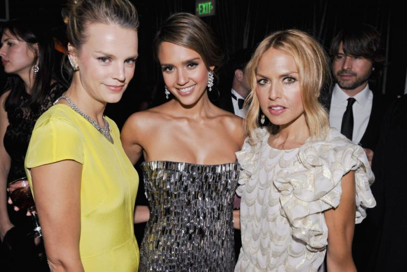 2012 Golden Globes After Party