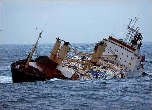 Costa Concordia Sinking 10 Worst Cruise Ship Disasters