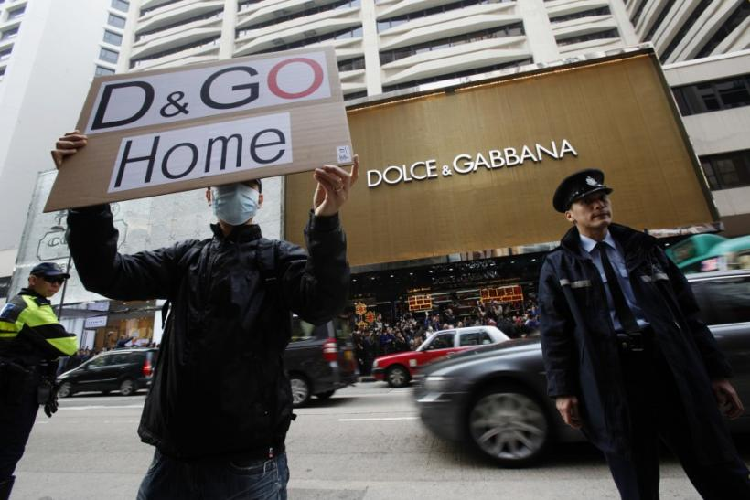 Dolce and Gabbana Issues Official Apology Over Hong Kong Photo Ban