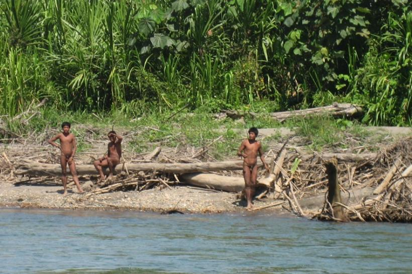 Mashco Piro 'Uncontacted' Tribe: New Photos and Video Highlight ...