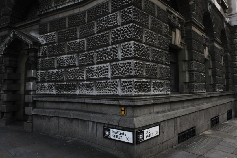 The Central Criminal Court in England