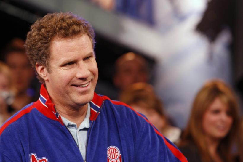 "Will Ferrell played an ABA player in the movie ""Semi-Pro."""