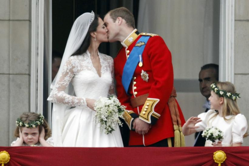 From Angelina Jolie to Kate Middleton: Most Famous Celebrity Kisses of All Times