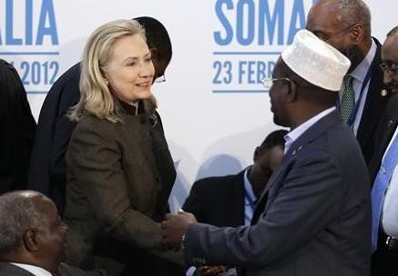 Hilary Clinton Somalia
