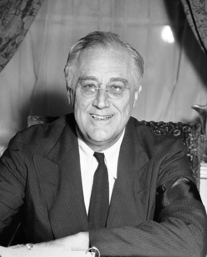 ranklin delano roosevelt was born on Franklin delano roosevelt 32nd president of the united states (march 4, 1933  to april 12, 1945) nickname: fdr born: january 30, 1882, in hyde park, new .