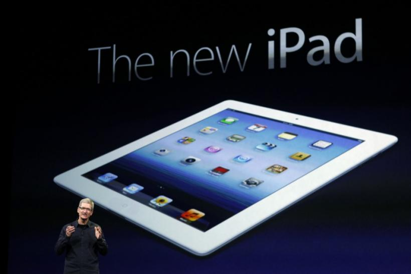 How Much Does Apple S New Ipad Cost Prices Begin At 499