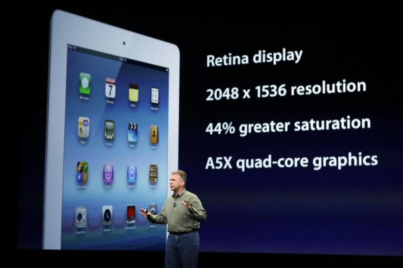 Top 5 Reasons Why Apple's New iPad Is No. 1 In Consumer Report's List Despite Overheating Issue
