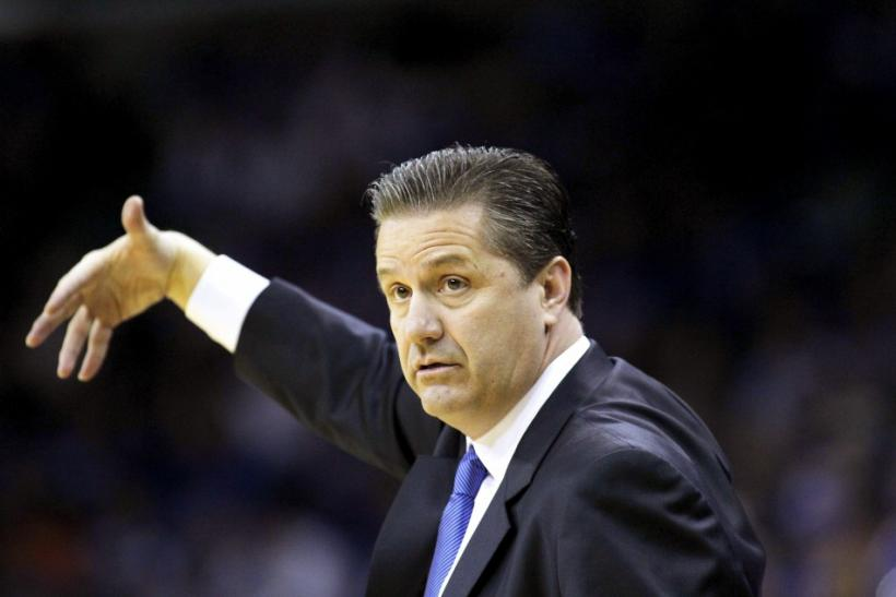 John Calipari coached in the NBA for three seasons with the New jersey Nets.