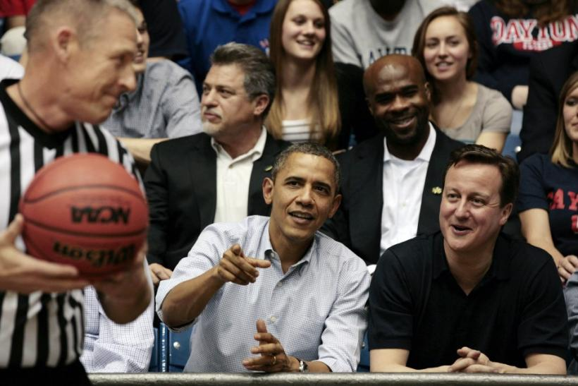 March Madness Obama Bracket Challenge: Picks North Carolina For 2012 NCAA Champion