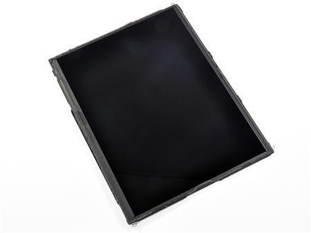 In this handout image released by iFixit.com a new iPad display LCD is removed in Melbourne, Australia March 15, 2012.
