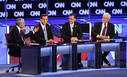 GOP Race: So Far, A Lot Of Sound And Fury Signifying Very Little