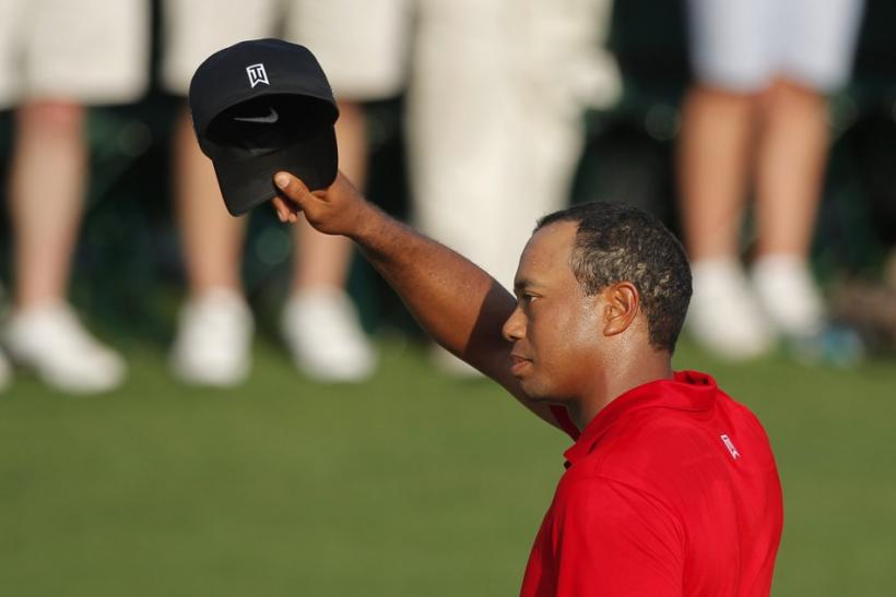 Tiger Woods is looking to win his first Masters next week since 2005.