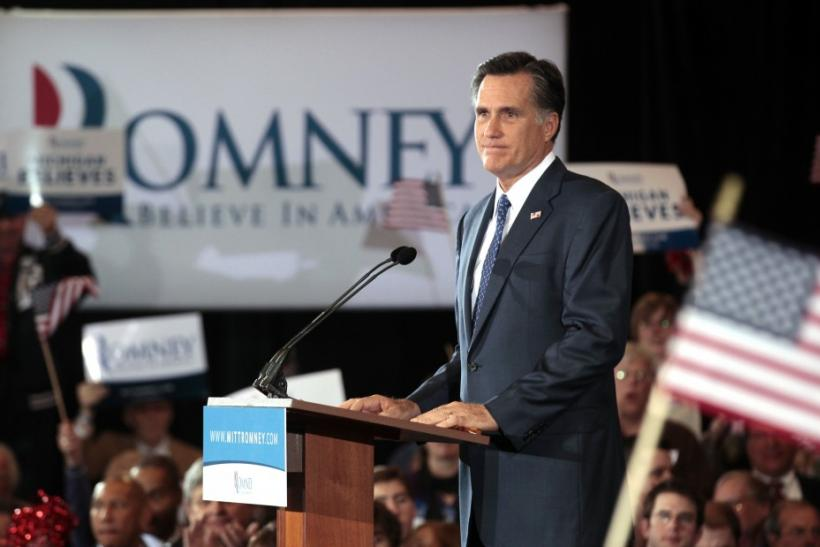 Mitt Romney Scolds New Media, Bloggers