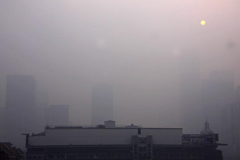 Skyline Obscured