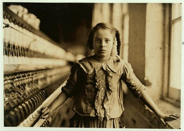 a glimpse at child labor His record of the first half of the 20th century is a unique glimpse into the real lives of working-class america, and his work for the national child labor committee (nclc) was instrumental.