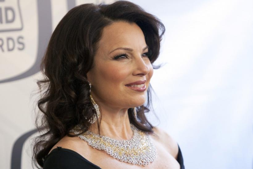 Fran Drescher told Anderson Cooper that she would like to run for ...