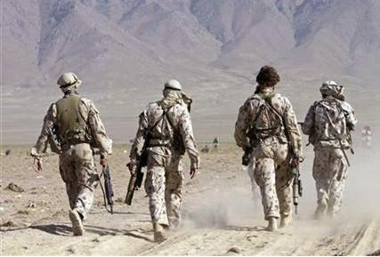 Australia Afghanistan pull out diggers