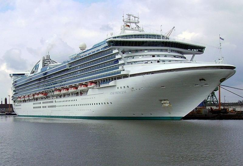 Carnival Star Princess Cruises Cites Breakdown In