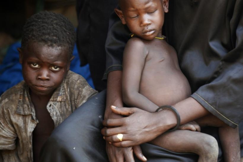 Sudanese refugees Fleeing Conflict