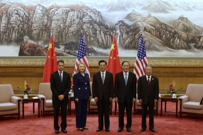 American and Chinese Leaders
