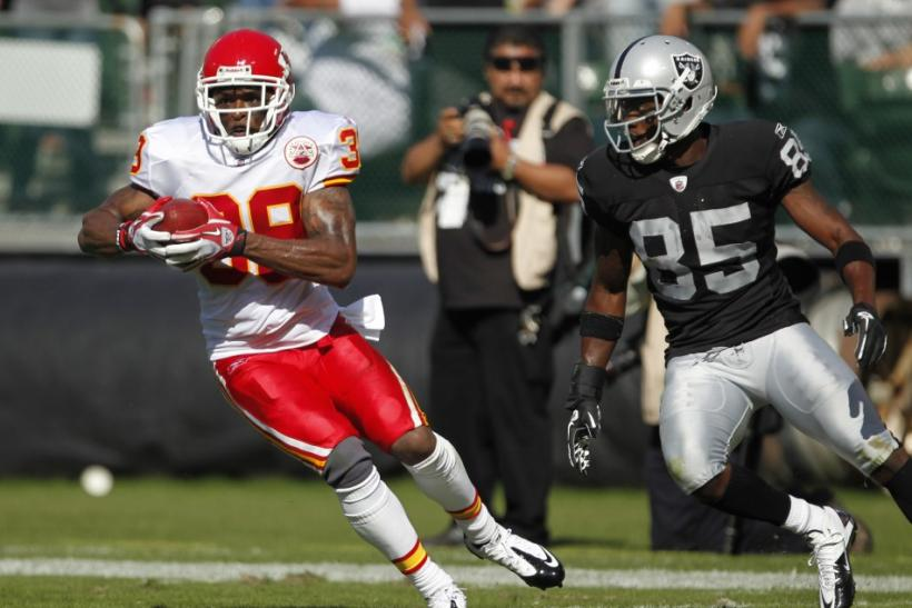 Brandon Carr will improve the Cowboys defense after coming over from the Chiefs