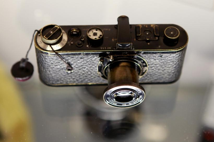 World's Most Expensive Camera: Meet the 1923 Leica With 0 MP [PHOTOS]