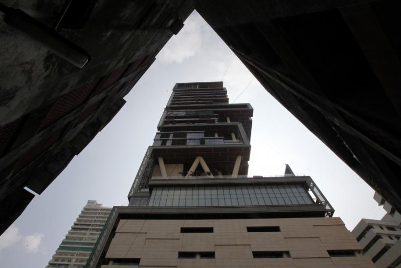 'World's Most Expensive House:' Ambani Family Unveil Interior of 'Antilia' for First Time