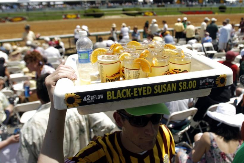 The Preakness Stakes Official Drink: How to Make A Black Eyed Susan ...