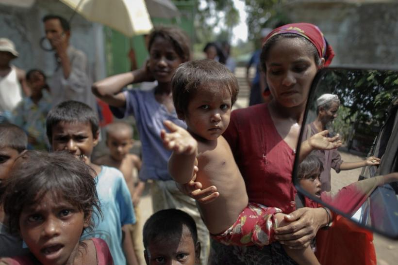 Sectarian Violence In Myanmar