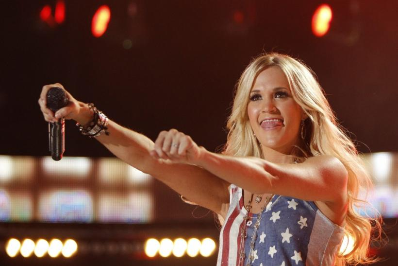 Carrie Underwood Gay Marriage