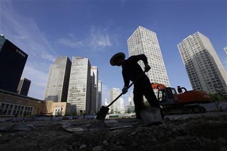 China's Economic Growth Slowest in 3 Years